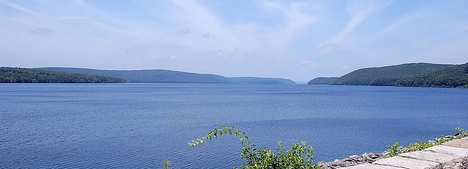 Learn about our precious watersheds, like the Quabbin Reservoir...