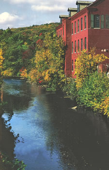 Nashua River Present Day